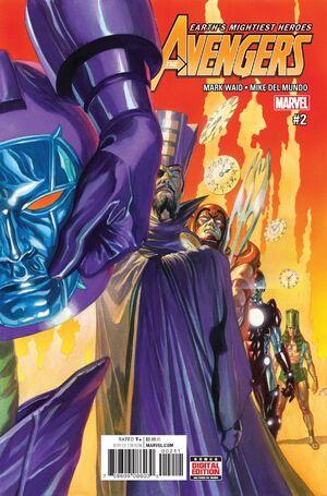 Avengers Vol 6 2