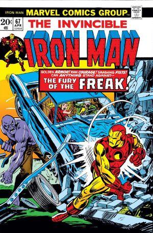 Iron Man Vol 1 67