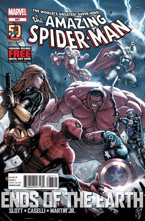 Amazing Spider-Man Vol 1 687