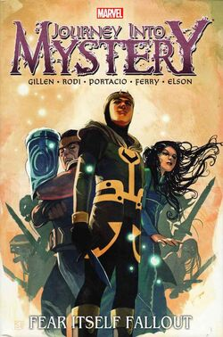 Journey Into Mystery Fear Itself Fallout Vol 1 1