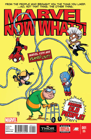 Marvel Now What Vol 1 1