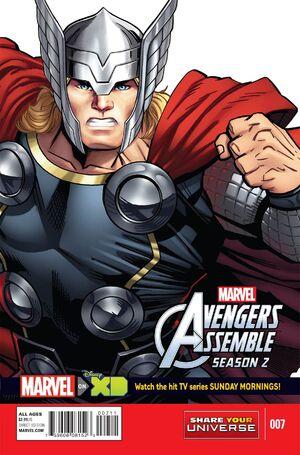 Marvel Universe Avengers Assemble Vol 2 7