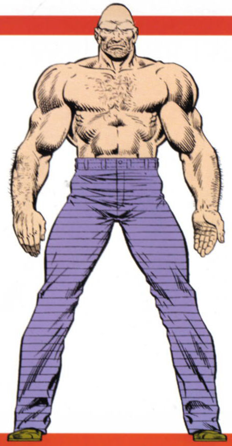Carl Creel (Earth-616)