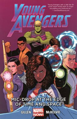 Young Avengers TPB Vol 2 3