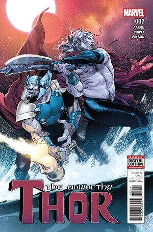 Unworthy Thor Vol 1 2