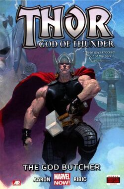 Thor God of Thunder HC-TPB Vol 1 1
