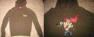 Merchandise-hoody