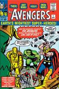 Avengers Vol 1 1