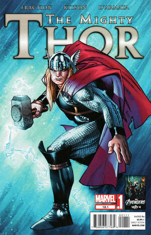 Mighty Thor Vol 1 12.1