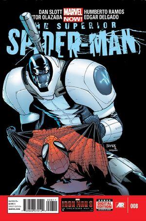 Superior Spider-Man Vol 1 8