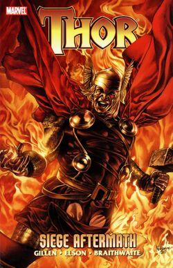 Thor Siege Aftermath TPB Vol 1 1