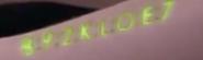 Kloe's number