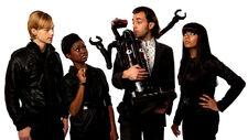 The team - black hole