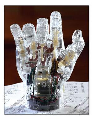 Robot Hand AW4462