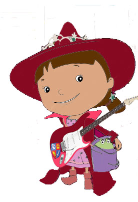 File:Mike the knight evie playing guitar by jackandannie180.jpg