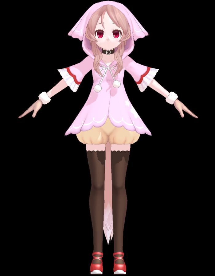 Vocaloid ia mmd cute whore - 2 7