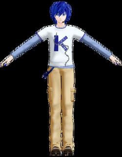 KAITO Tshirt d by hzeo