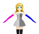 Rin Kagamine Two Faced Lovers (SketchyMod)
