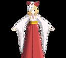 Fox Bride (mmdkitsunefox)