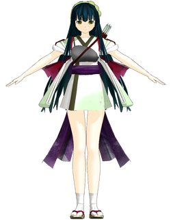 Zunko by Hatuki