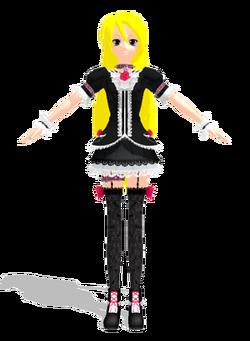 Gothic Lily sweetxlizzy