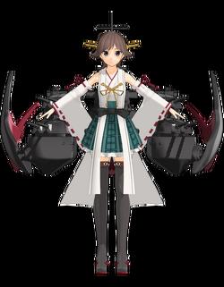 Hiei Kai Ni by Tsumidango