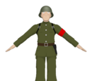 Rebel Army Soldier (T-253)