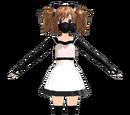 Komi Natsume Redesign Gasmask (SketchyMod)