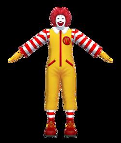 Ronald McDonald by Akatuni
