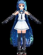 Samidare weaponless by Nanami