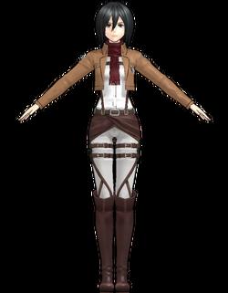 Mikasa by Kakomiki