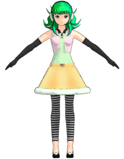 Gumi HS by Redstone