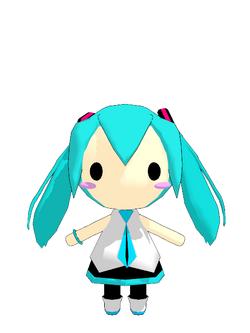 MikuPopipoChibi Shioku