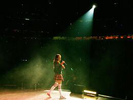 Miley cyrus - houston rodeo