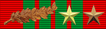 Croix de Guerre 1939-1945 ribbon with stars and palm.png