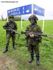 AK-4 - Estonian Army 2004 19