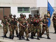 Croatian soldiers