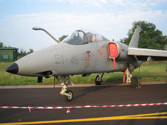 Alenia Aermacchi Embraer AMX