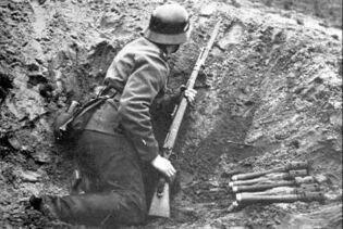 Mauser germany 98jk