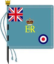 Royal Banner RAF