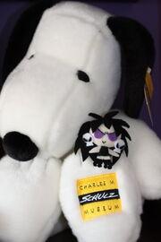 Chibi Pluto Black White Love by fyre flye