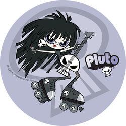 Pluto by fyre flye