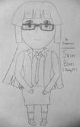 El Susan Drawing