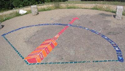Robin Hood Sundial