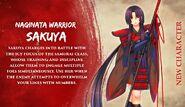 Sakuya announcement