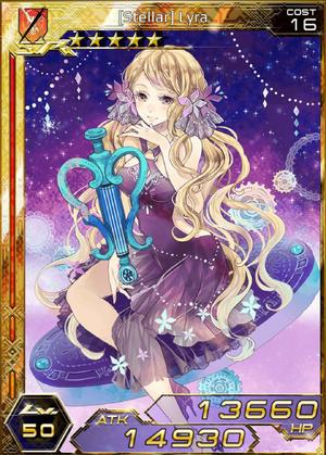 (Stellar) Lyra m