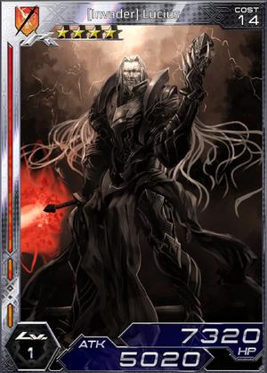(Invader) Lucius 1