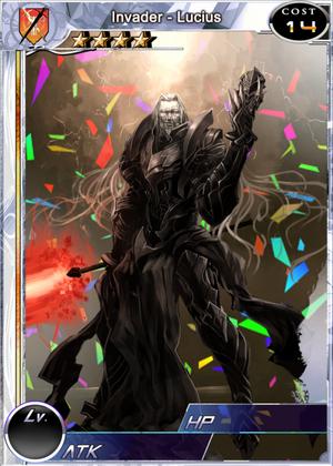 Invader - Lucius s1
