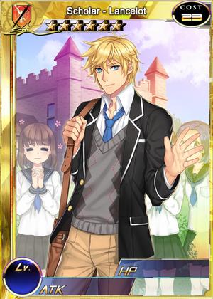 Scholar - Lancelot s1