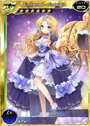 Enchanted - Cinderella m